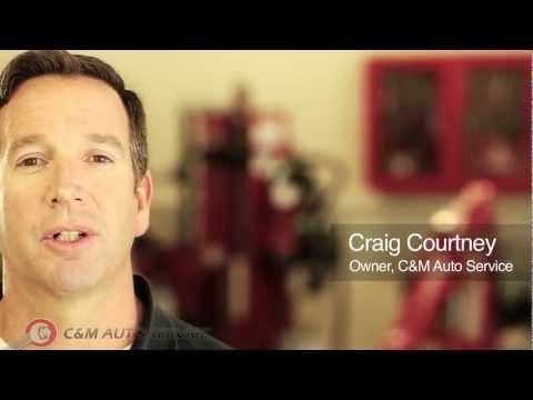 C&M Auto Service video
