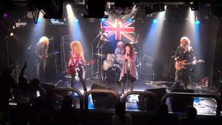 LOVE LEPPARD - Photograph (Def Leppard Cover)