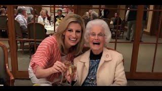Phone call with my 100-year-old grandma about the coronavirus