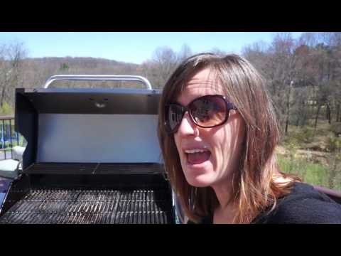 Cooking with the Char-Broil TRU-Infrared 4 Burner Grill