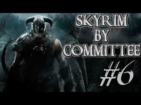 Skyrim] & [The Elder Scrolls] I can't believe it's you