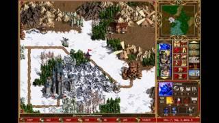 Герои Меча и Магии 3 Во Имя Богов & Heroes Of Might And Magic III / прохождение часть 11 финал