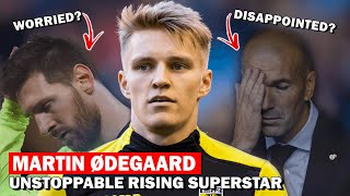Martin Ødegaard's ASTONISHING Rise to the Top of La Liga