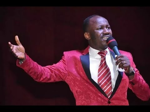 2nd Service! (Easter Sunday Service ) Live  with Apostle Johnson Suleman
