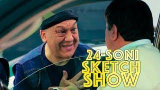Sketch SHOW 24-soni (Mirzabek Xolmedov, Zokir Ochildiyev, Shukurullo Isroilov, Abror Baxtyarovich)