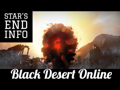Black Desert Online [BDO] Star's End Screenshots and Lore