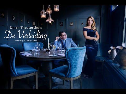 Dinershow De Verleiding - Jamie Kay & Charly Crama