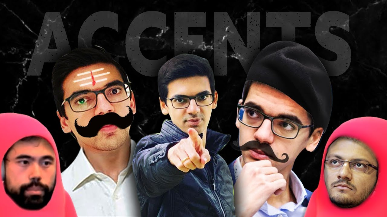 Anish Giri - Impressions and Accents