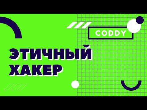 """Обучение """"Этичный хакер"""" от онлайн-школы Coddy"""