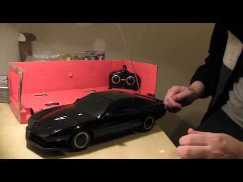 Knight rider radio controlled review