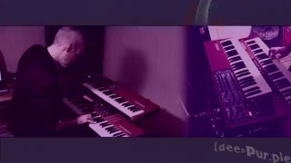 Cascades: I'm Not Your Lover (Deep Purple cover) - keyboard solo