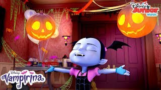 Hauntleyween Music Video | Vampirina | Disney Junior