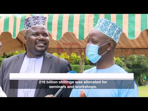 COVID-19 PANDEMIC: Nakibinge wants soft loans for stressed traders