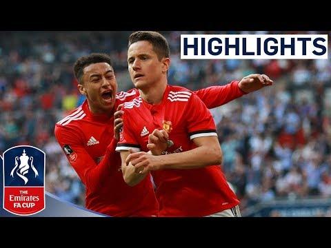 Manchester United 2-1 Tottenham | Herrera Wins it For United! | Emirates FA Cup Semi Final