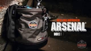 Arsenal 5938 Nylon Hoist Bucket Top