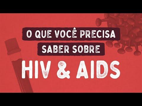 Imagem ilustrativa do vídeo: O que é HIV e AIDS, sintomas, teste, tratamento e cura