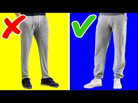 13 Dinge im Kleiderschrank eines Mannes, de du wegschmeißen solltest