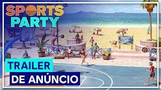 Sports Party - Trailer de anúncio