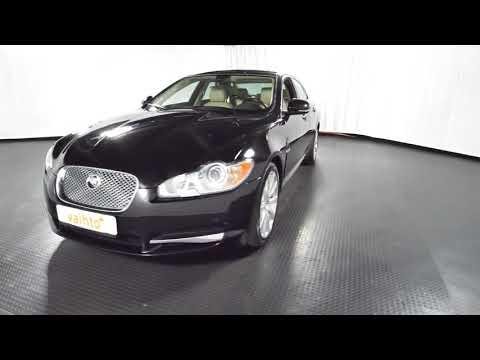 Jaguar XF 3.0 D S Portfolio Aut. - Navigointi - Nahkaverhoilu - Tuuletetut etuistuimet, Sedan, Automaatti, Diesel, YHM-539