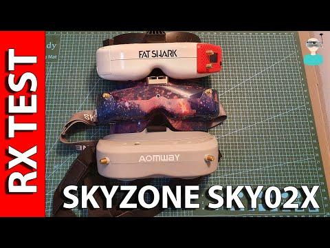 Skyzone SKY02X Diversity RX Test