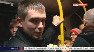 preview picture of video 'Bilety drożeją, a autobusów ubywa'