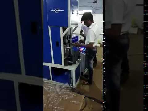 PET BLOWING MACHINE
