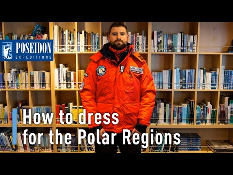 How to dress for the Polar Regions