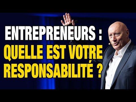 Entrepreneurs : Quelle Est Votre Responsabilité ?