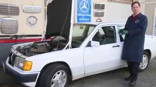 Mercedes W201 190E 190D DIY Repair Resource List from Mercedessource.com