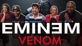 Music Mondays!   Eminem   Venom   Reaction