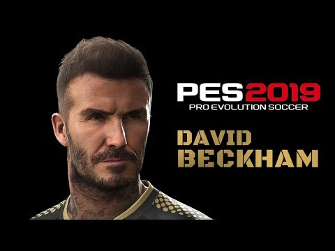 PES 2019 David Beckham Trailer thumbnail