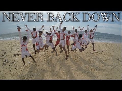 NEVER BACK DOWN |  Cinematic | Go Pro