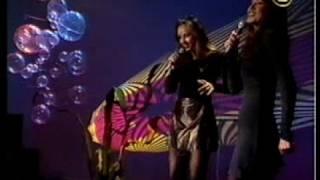 Yaki Da - I saw you dancing - Live TV3