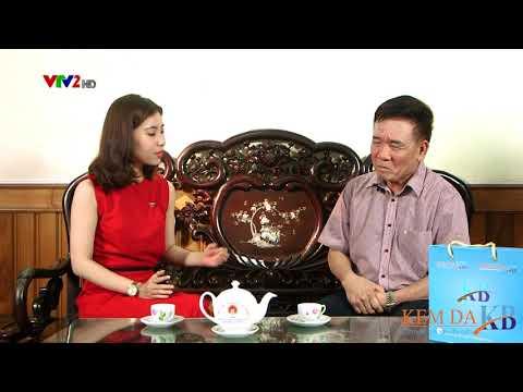 VTV2 - Sống Khỏe mỗi ngày - BN vẩy nến Phạm Văn Quyết