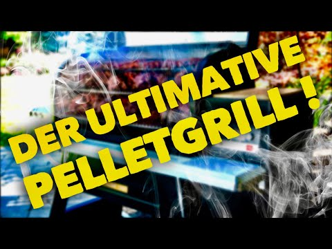 XXL PELLETGRILL  Traeger TIMBERLINE 1300 Vorstellung —- Klaus grillt