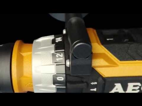 Brushless Drill Driver - BSB 18 CBL - AEG Powertools
