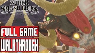 SUPER SMASH BROS ULTIMATE Gameplay Walkthrough Part 1 FULL GAME No Commentary - World of Light Full