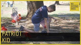 Patriot Kid | Veterans Day