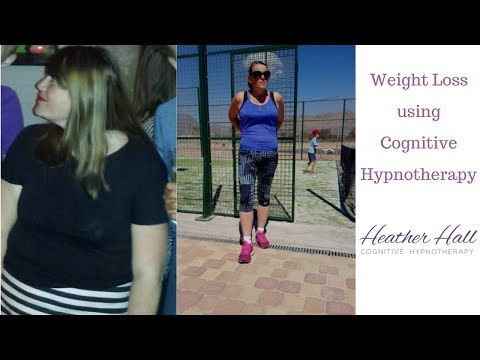 Weight Loss using Cognitive Hypnotherapy
