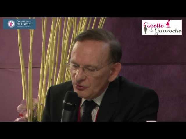 Pr Maurice BERGER, chef de service pédopsychiatrie du CHU de Saint-Etienne