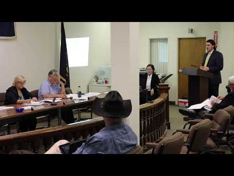 Monessen City Council Meeting 08-22-2019