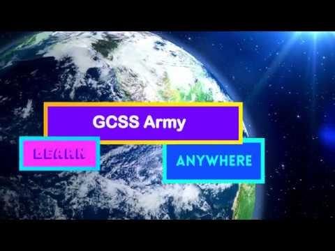 Easily Learn SAP GCSS Army - YouTube