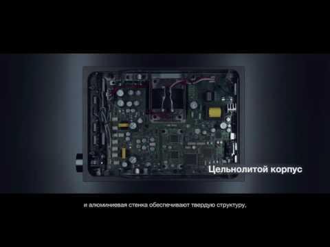Усилитель для наушников Sony TA-ZH1ES видео 1
