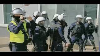 Szydło obiecuje, że nie wyprowadzi policji przeciwko protestującym. Wyprowadzili ZOMO.