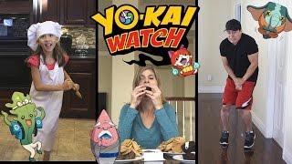 YO-KAI WATCH! Watch out! Nintendo 3DS