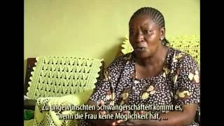 preview picture of video 'Afya Yangu - It´s my Right! Frauen in Kenia fordern ihr Recht auf Gesundheit'
