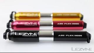Lezyne Pressure Drive - Our Ultra Lightweight CNC Hand Pump