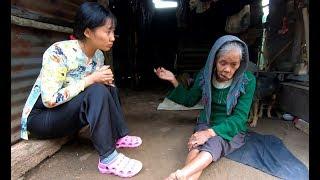 Vào nhà thăm bà Cụ mà bị Chửi và Đuổi về - Hương vị đồng quê - Bến Tre - Miền Tây