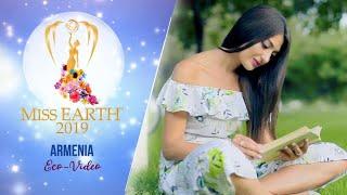 Rippi Hripsime Sargsyan Miss Earth Armenia 2019 Eco Video