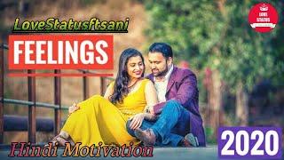 Feelings Hindi Motivation  LoveStatusftsani Apni Zindagi Se Mahendra Dogney 2020 Sad love feelings